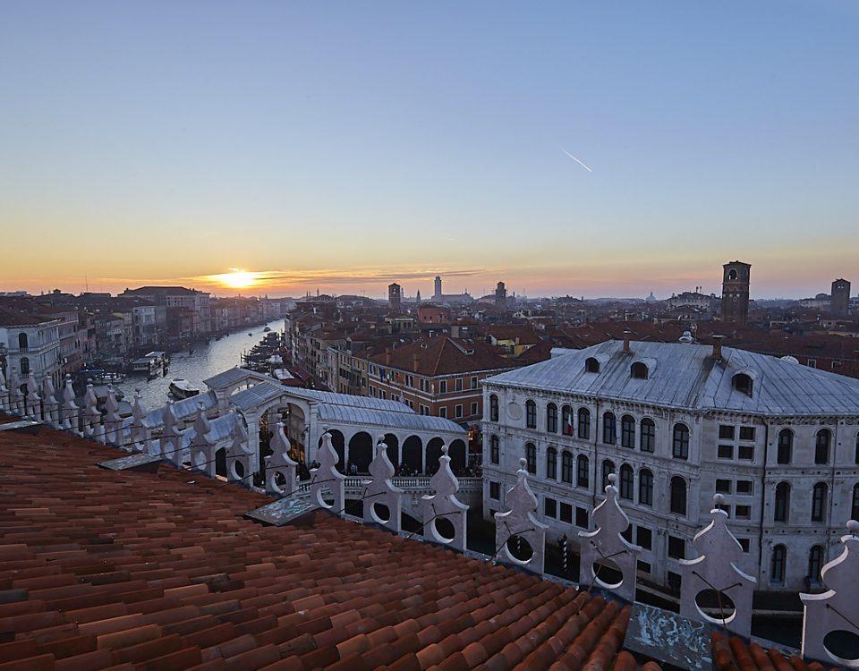 Armin Muratovic in Venedig Italien