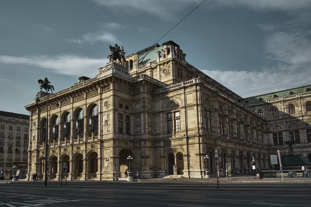 Wiener Staatsoper © Armin Muratovic 1